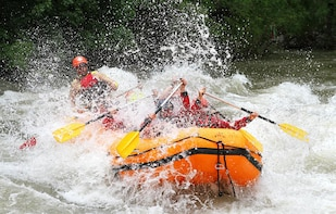 The Exciting Extreme Rafting on the Struma River