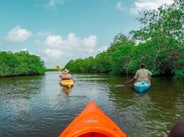 Garifuna Village Ultimate Kayak Fishing & Food Tour