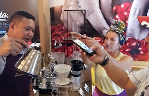 Flavors of Bogota Specialty Coffee Workshops in Cartagena