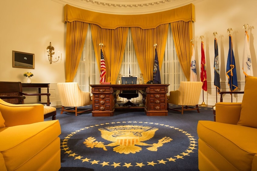 Show item 4 of 10. General Admission - Richard Nixon Presidential Library