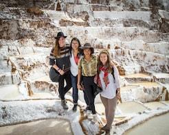 Moray and Salineras de Maras Tour 1/2 day