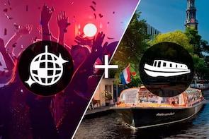 Amsterdam Night-life Ticket + Canal Cruise
