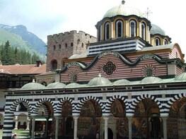 From Bansko: Rila Monastery Tour