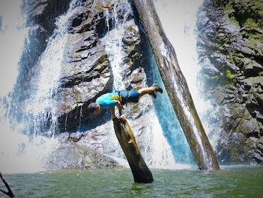 Full-day Adventure: Tarzan Swing, Rappelling & Cliff Jumping