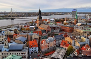 Get Acquainted with Riga on Customised Private Tour