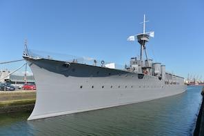 HMS Caroline Admission Ticket