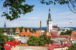 Tallinn Highlights fully private Panoramic Tour