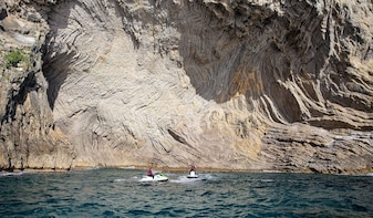 One-hour Jetski tour by the Bay of Alcudia