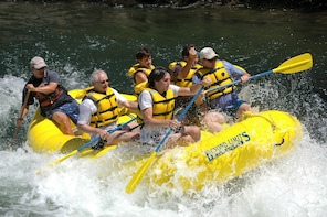 Half-Day Whitewater Rafting on the South Fork American River