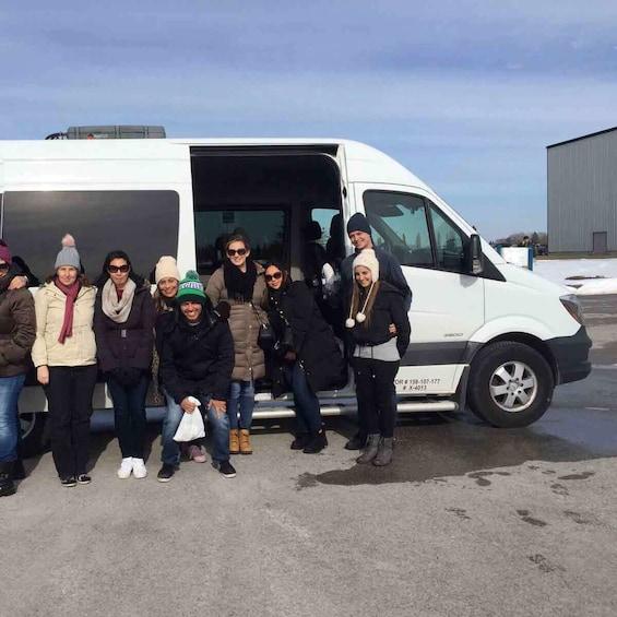 Show item 1 of 4. Niagara Falls Private Tour for 4 Passenger