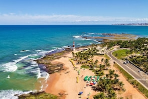 Private Historic Salvador da Bahia and Beaches Tour
