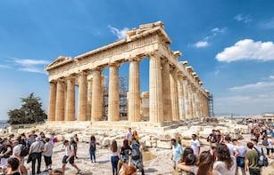 Eintrittskarte mit bevorzugtem Einlass zur Akropolis