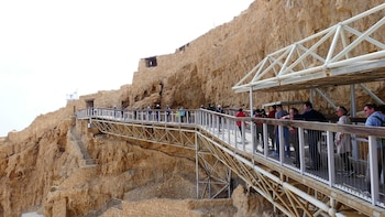 Masada and the Dead Sea Trip from Tel Aviv - Small Group