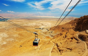 Masada and the Dead Sea Trip from Jerusalem - Small Group