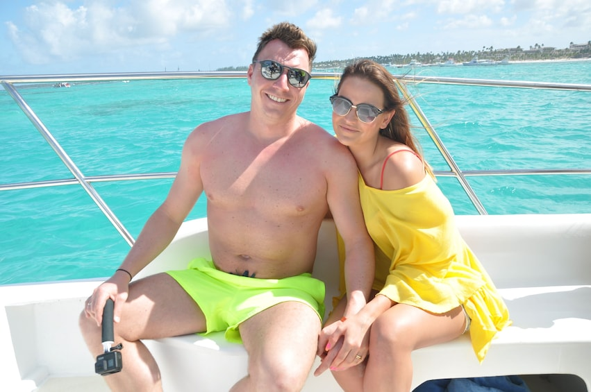 Great Snorkeling Catamaran Cruise from Punta Cana.