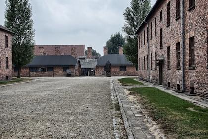 Auschwitz Birkenau Guided tour from Krakow