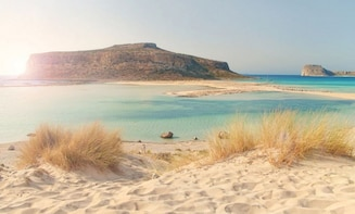 Balos Aquitic Desert Escape - Jeep/4x4 Chauffeur-Driven Tour