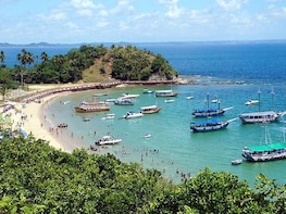 Tour Ilha dos Frades e Itaparica by Salvador Receptivo