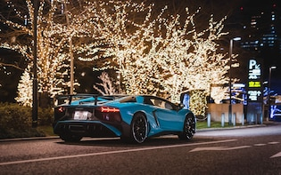 Tokyo Supercars Night Lights Driving Experience