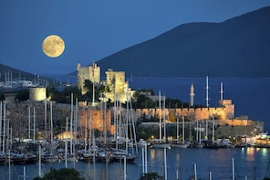 Bodrum city Walking Sightseeing - late afternoon