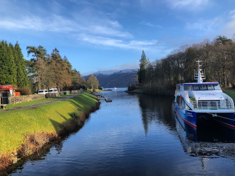 Show item 1 of 8. Loch Ness, Glencoe and the Highlands tour from Edinburgh