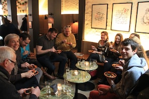 Antwerp Food Tour: Small Groups - Belgian Food Only