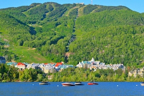 Private Day tour to scenic Mont Tremblant from Montreal