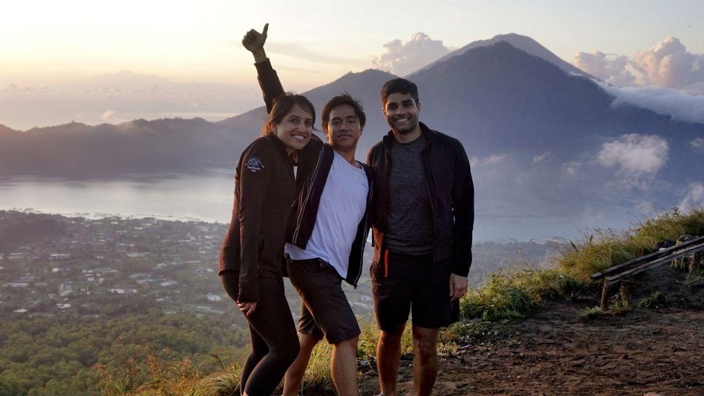 Mount Batur Volcano - Sunrise Trekking with Breakfast
