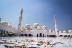 Guided Abu Dhabi Half-Day City Tour