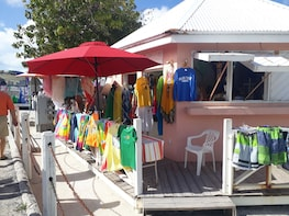 GRAND TURK FOOD AND HISTORY BUS TOUR