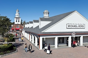 Woodbury Common Premium Outlets - Shop & Shuttle