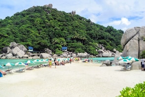 Day Trip to Koh Nangyuan & Koh Tao by Insea Speedboat from Koh Samui