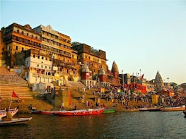 Highlighted Walk Excursion in Varanasi with Transfers