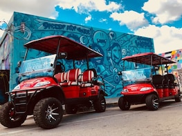 Wynwood Graffiti Buggies Tour