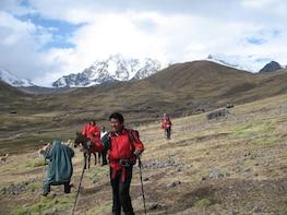 Chavin Pre-Inca Trail Trek d Days