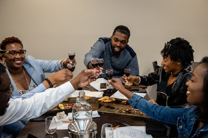 Raise A Glass Wine Tours - A Taste of Culture Brunch Tour