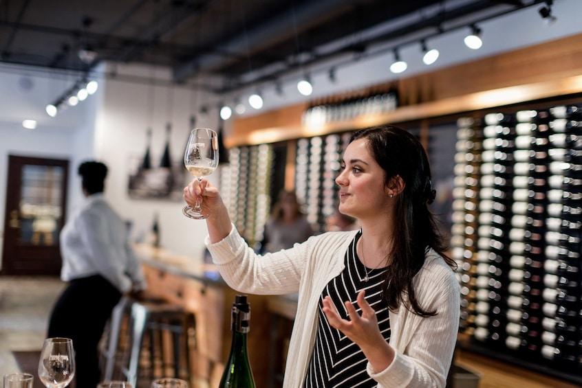 Show item 3 of 5. Raise A Glass Wine Tours - A Taste of Culture Brunch Tour