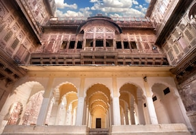 Private Jodhpur Heritage Walk Tour with Stepwell
