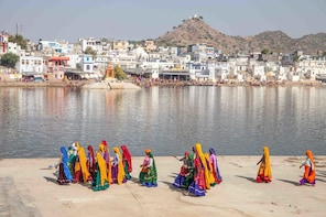 Private Pushkar Sightseeing with Guide & Transports