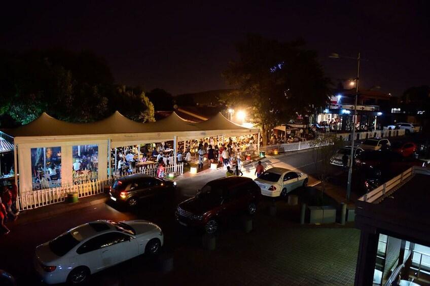 Show item 1 of 5. Soweto Night Tour