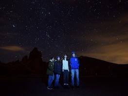 Guachinche and stars