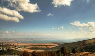 Shore Excursion - Masada and the Dead Sea from Ashdod