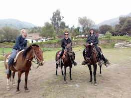 Horse Riding full day - Cordillera Blanca View