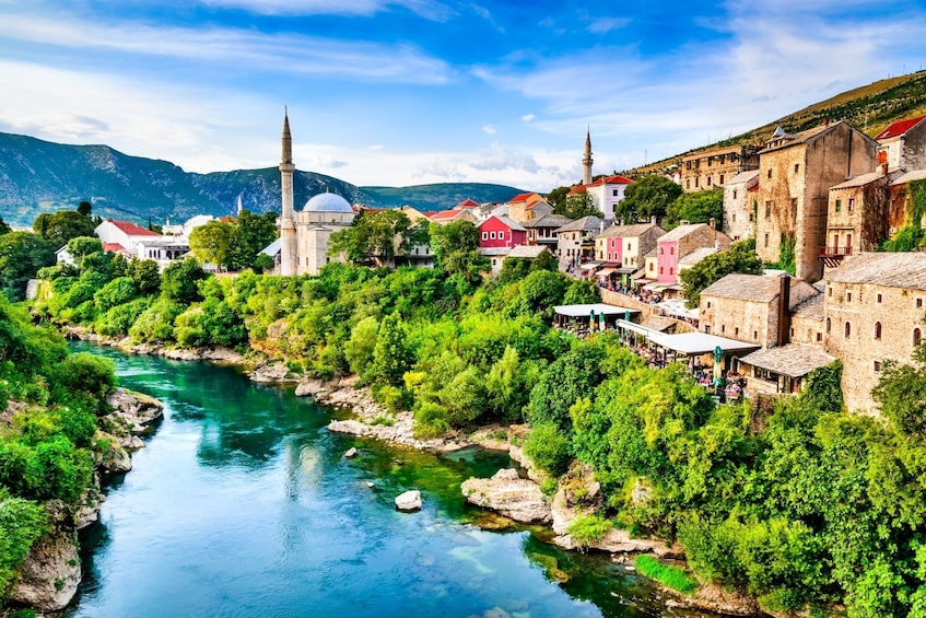 Show item 2 of 4. Mostar and Medjugorje private tour from Split