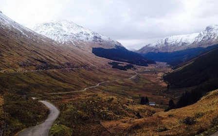 West Highland Lochs, Mountains and Castles from Edinburgh