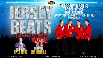 Oh What A Nite - The Jersey Beats