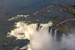 Brazilian Side of the Falls - All Tickets Included