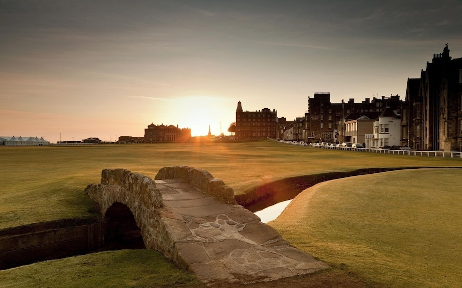 Show item 1 of 5. Old Course Golf course in St Andrews, Scotland