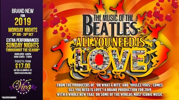 All You Need Is Love - The Discovery of Beatlemania