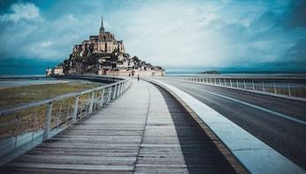 Private transport to Mont Saint Michel